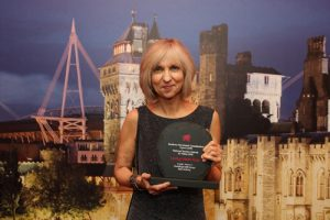 sian getting tourism award